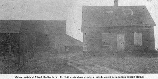 maison d'Alfred-DesRochers