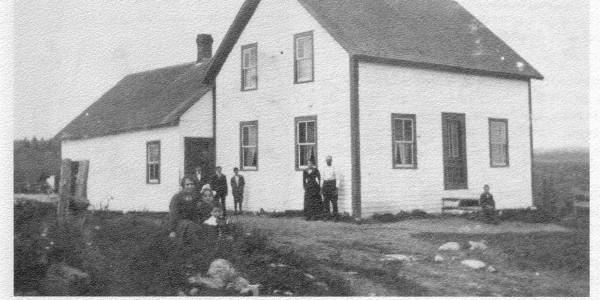 maison de Joseph Dion