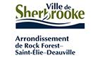 Ville de Sherbrooke : Arrondissement de Rock Forest-Saint-Élie-Deauville