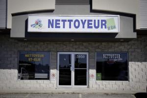 Nettoyeur St-Élie