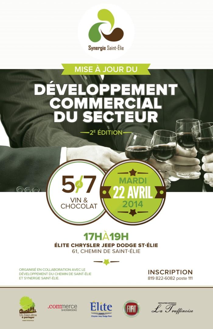 Mise à jour du développement commercial - 2e édition