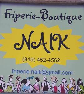 Friperie Naik