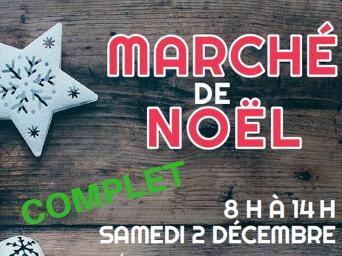 3e édition du Marché de Noël & Vente débarras !