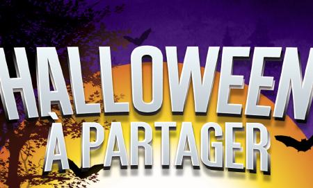 Encore plus de surprises pour l'Halloween à partager!