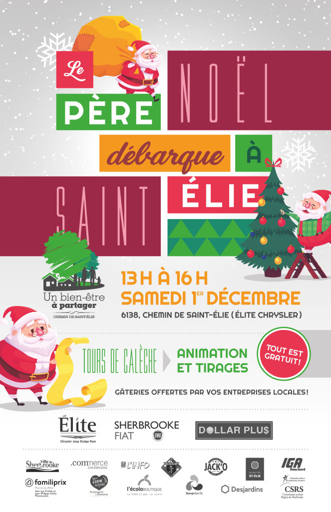 I001-020-1-Noël St-Élie Affiche 11X17