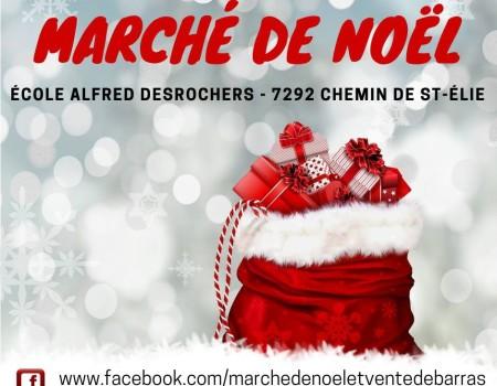 2 Marchés de Noël à venir pour l'école Alfred DesRochers !