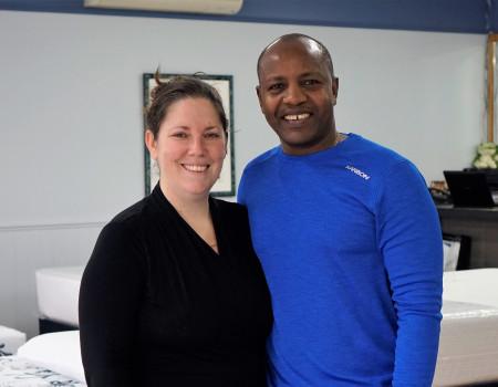 André Mubhano : le seul et unique Dr du Matelas