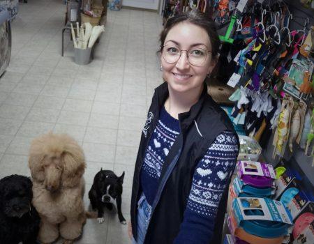 Sara Toutou: une nouvelle adresse sur le Chemin de Saint-Élie, le même service de qualité!